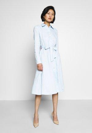 ESSENTIAL PENELOPE DRESS - Shirt dress - breezy blue