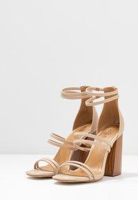 Call it Spring - GUVEN - High heeled sandals - bone - 4
