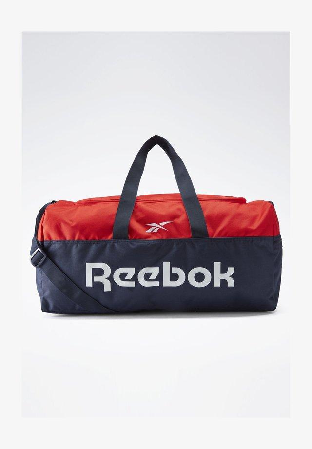 ACTIVE CORE GRIP DUFFLE BAG MEDIUM - Sports bag - blue
