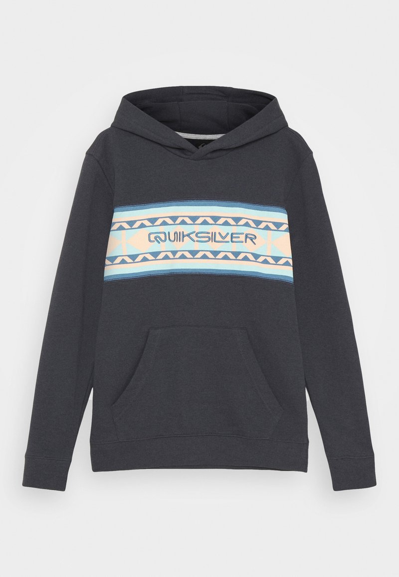 Quiksilver - SUMMER HOOD YOUTH - Sweatshirt - india ink