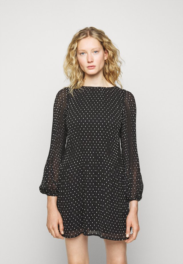 Sukienka letnia - noir