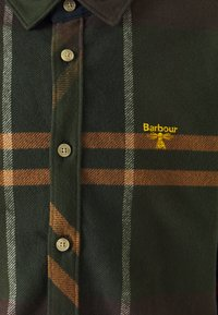 Barbour Beacon - BROAD - Shirt - olive/dark blue/red - 2