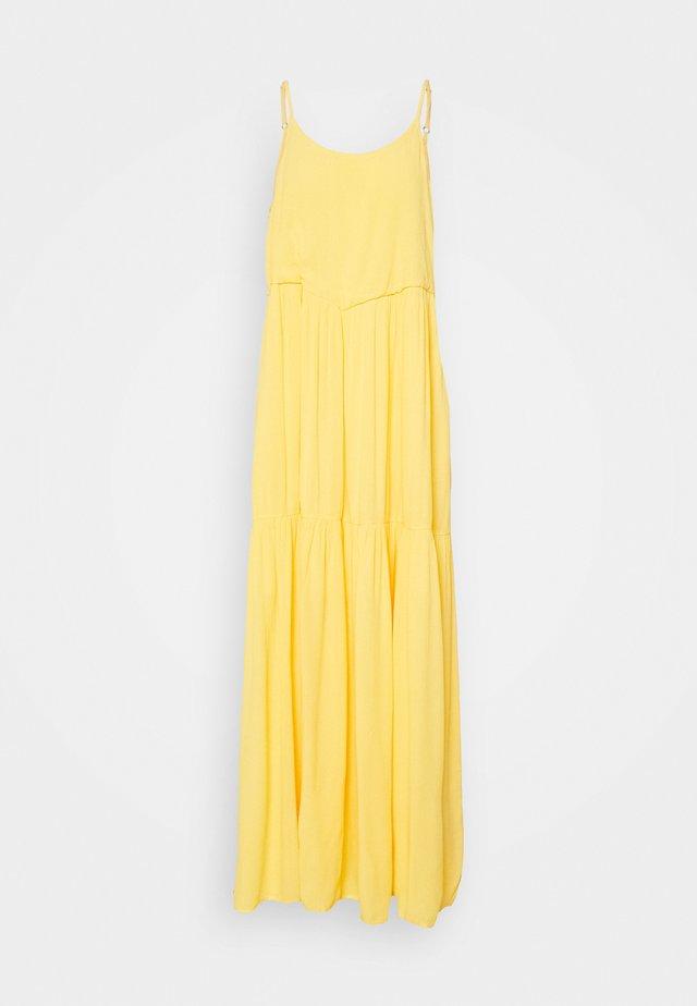 YASSADINA ANKLE DRESS TALL - Vestito lungo - pale marigold