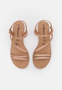 Tamaris - Sandals - copper glam - 5
