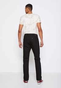 Lee - WEST - Jeans a sigaretta - clean black - 2