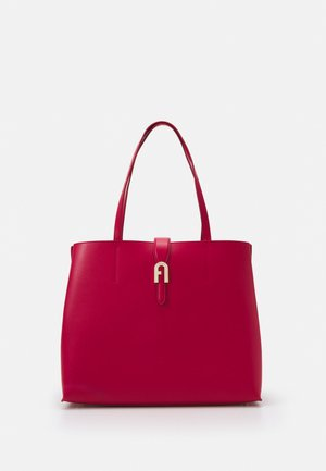 SOFIA TOTE - Shoppingveske - ruby