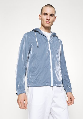 BLOUSON JACKET - Summer jacket - grey