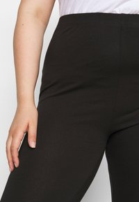 Even&Odd Curvy - 3 PACK - Leggings - black - 4