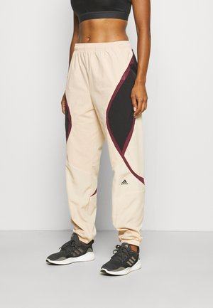 TRAIN PANT - Trousers - halo blush
