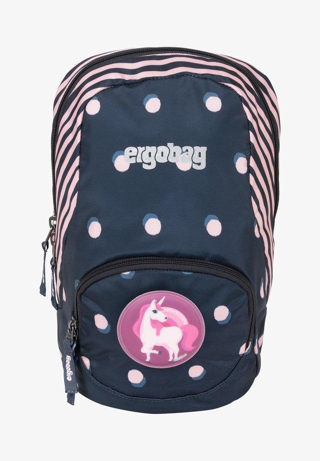 EASE - School bag - blue