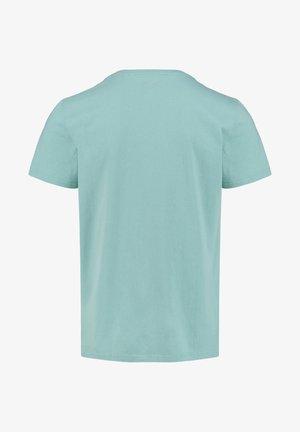 SUPERDRY HERREN T-SHIRT - Print T-shirt - mint (412)