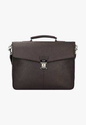 TORRINO - Briefcase - mocca