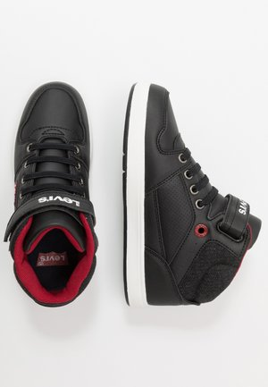 DAYTON MID - High-top trainers - black