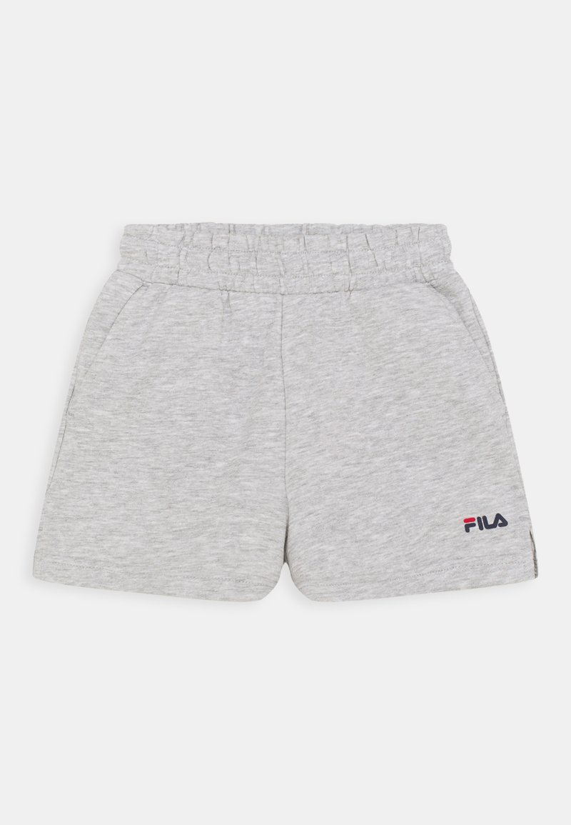 Fila - LUANA - Shorts - light grey melange