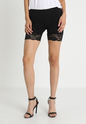 MATILDA BIKER - Shorts - pitch black