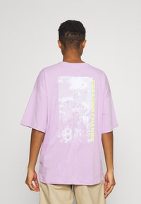 Even&Odd - T-shirt con stampa - lilac - 2