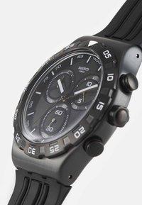 Swatch - TECKNO - Hodinky se stopkami - black - 3