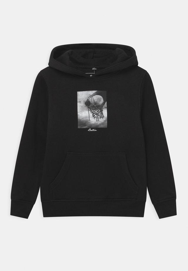 BALLIN HOODY UNISEX - Sweatshirt - black