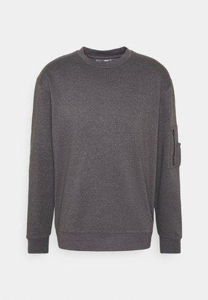 COMBAT CREW - Sweater - charcoal