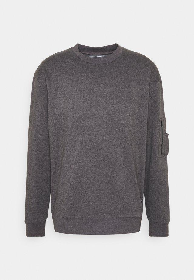 COMBAT CREW - Sweatshirt - charcoal