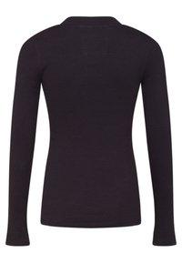 WE Fashion - Long sleeved top - black - 1