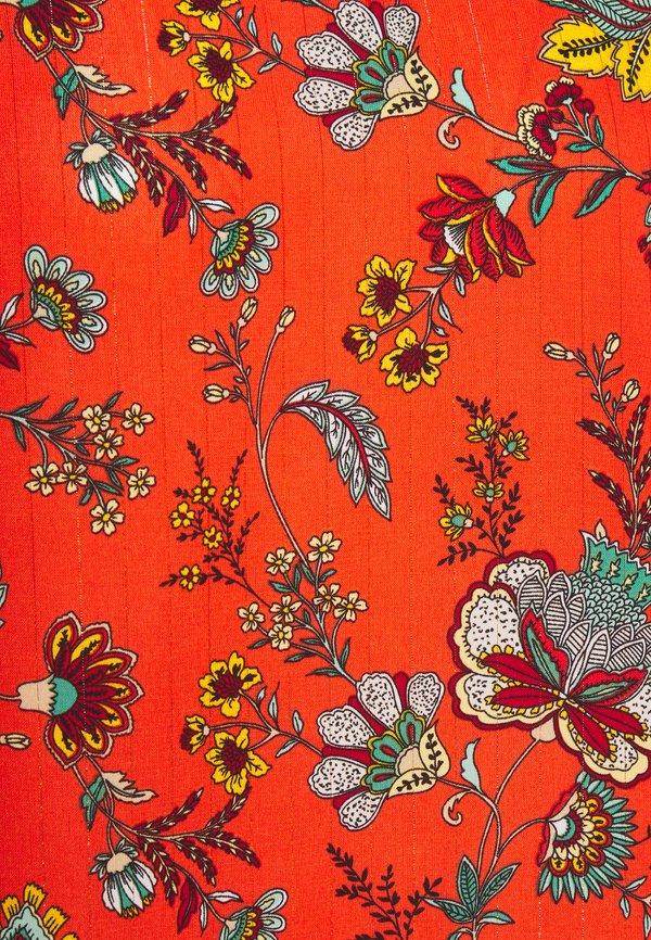 Molly Bracken LADIES - Bluzka - pekin red/czerwony CRCJ