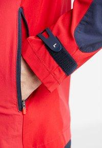 Lacoste Sport - Softshelljacka - tokyo red/navy blue/flash - 4