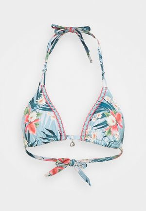 YERO MISSIOU - Bikiniöverdel - bleu