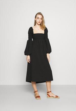 RYDER DRESS - Sukienka letnia - black