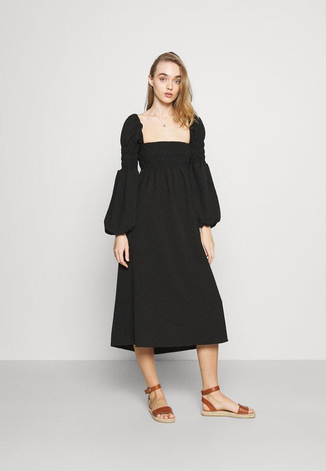 RYDER DRESS - Robe d'été - black