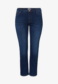 JUNAROSE - by VERO MODA - Slim fit jeans - dark blue - 4