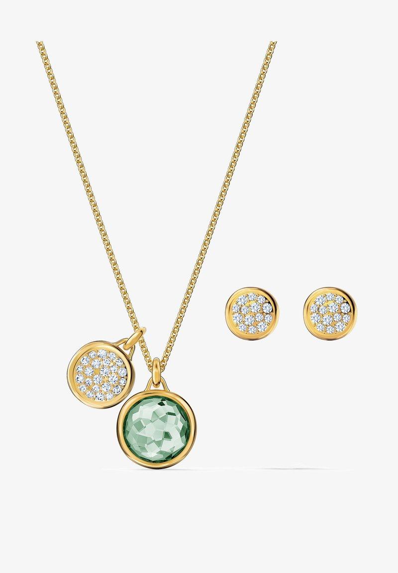 Swarovski - TAHLIA SET - Earrings - green