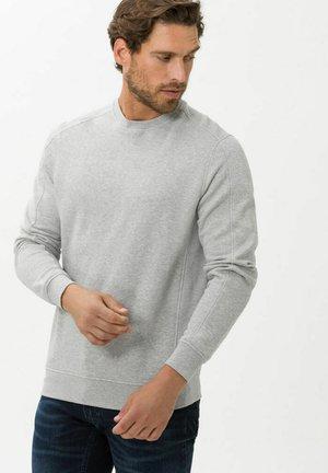 STYLE SAWYER - Sweatshirt - platin