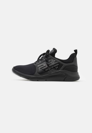 UNISEX - Matalavartiset tennarit - triple black