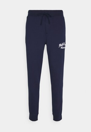 MAGIC - Tracksuit bottoms - cruise navy
