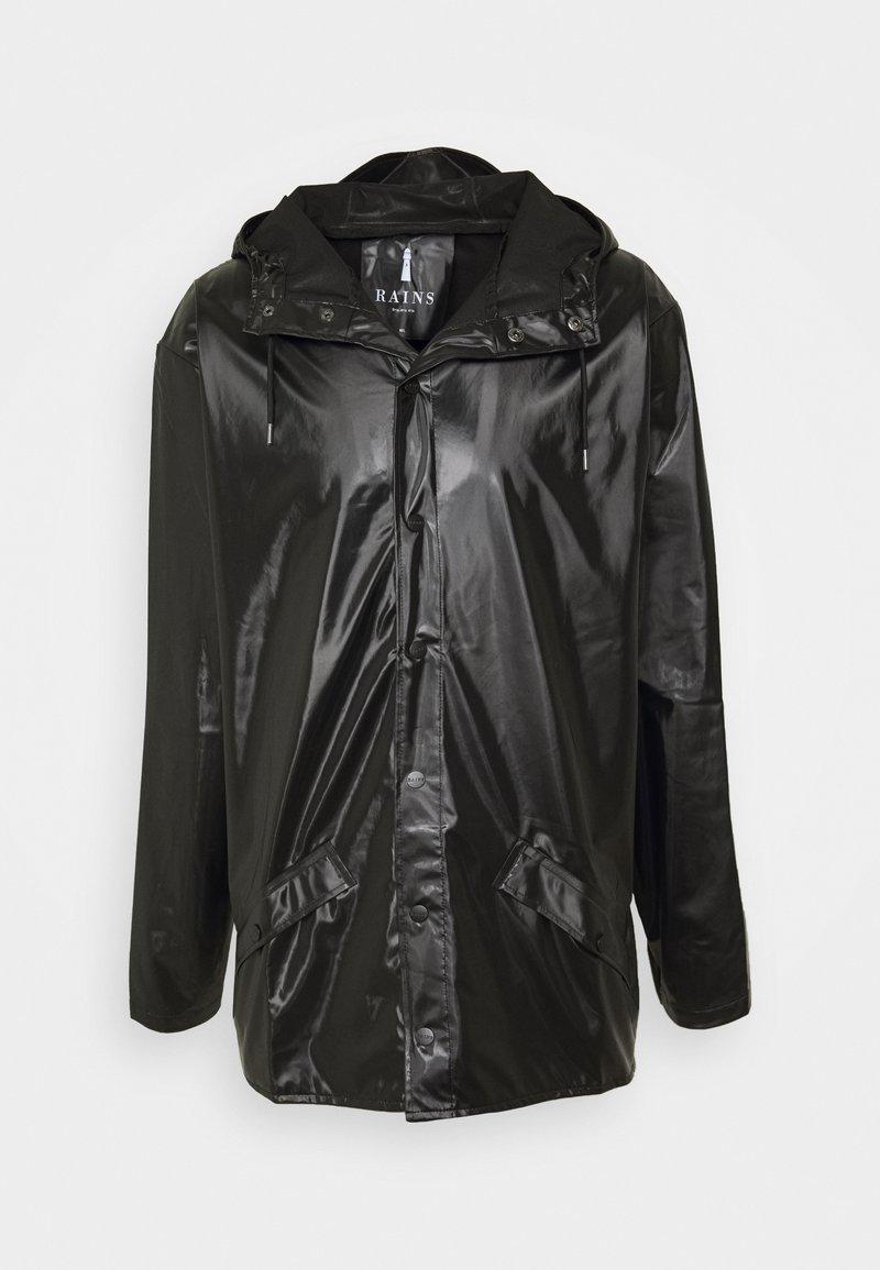 Rains - JACKET UNISEX - Summer jacket - shiny black