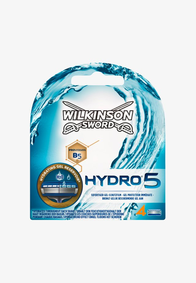 HYDRO 5 BLADES 4PCS - Scheermes - -