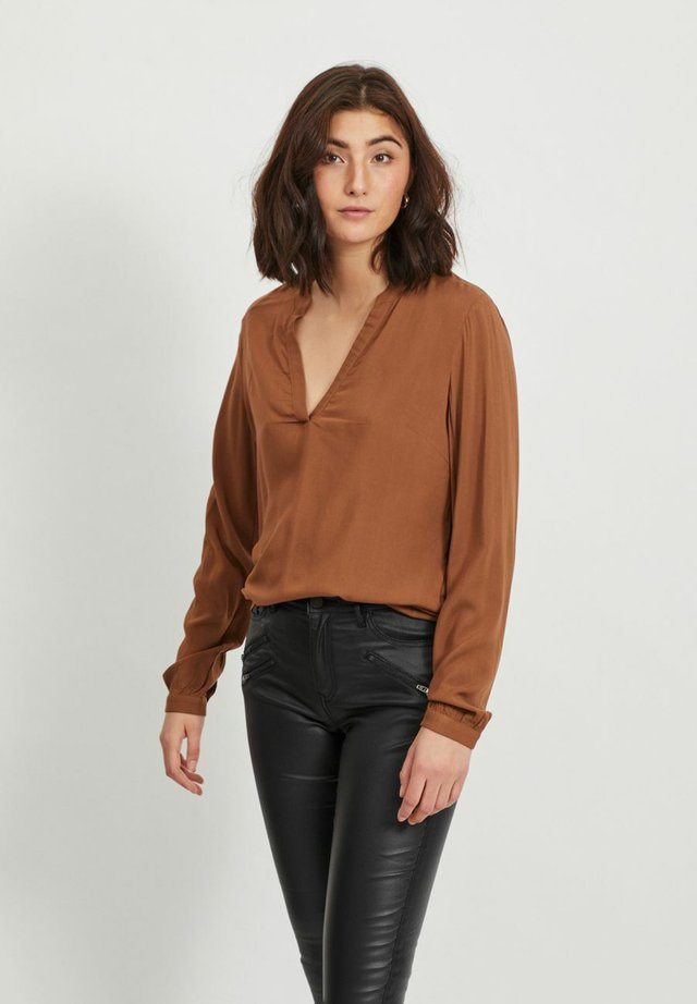 VICHANET - Blouse - toffee