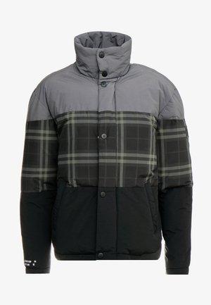JCONOAH PUFFER - Zimní bunda - asphalt/asphalt top/mid black