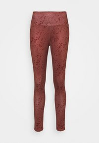 South Beach - LEGGING  - Medias - rose brown - 4
