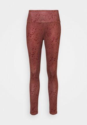 LEGGING  - Leggings - rose brown