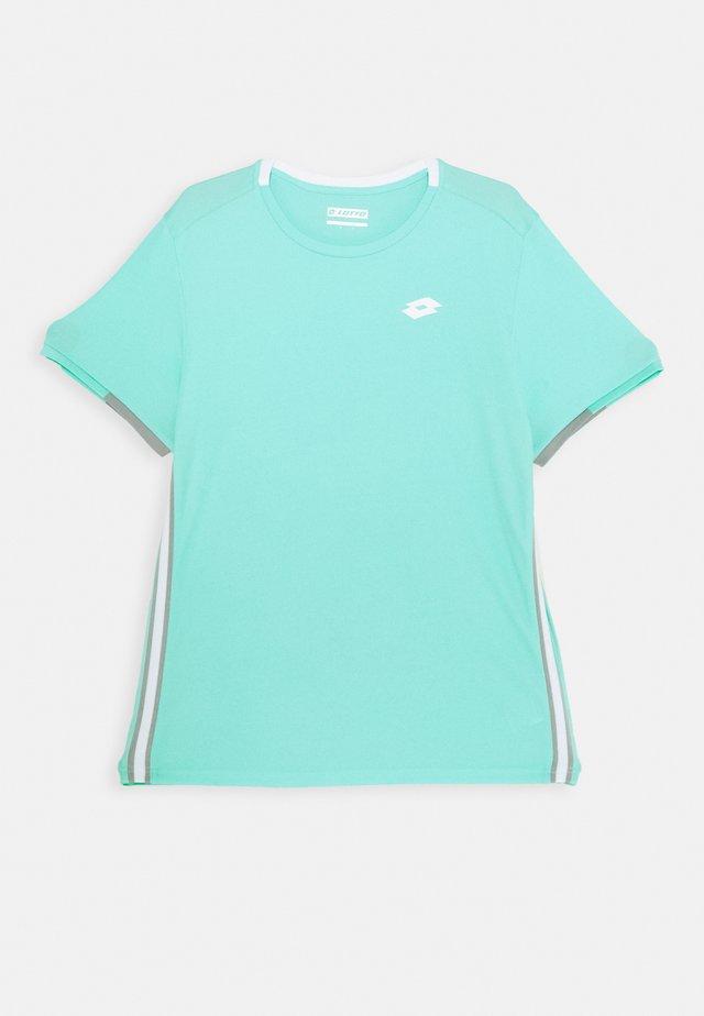 SQUADRA TEE  - Print T-shirt - blue radiance