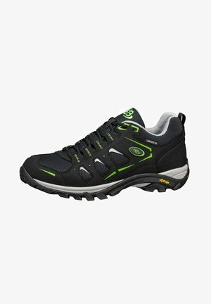 MOUNT FRAKES - Hiking shoes - green