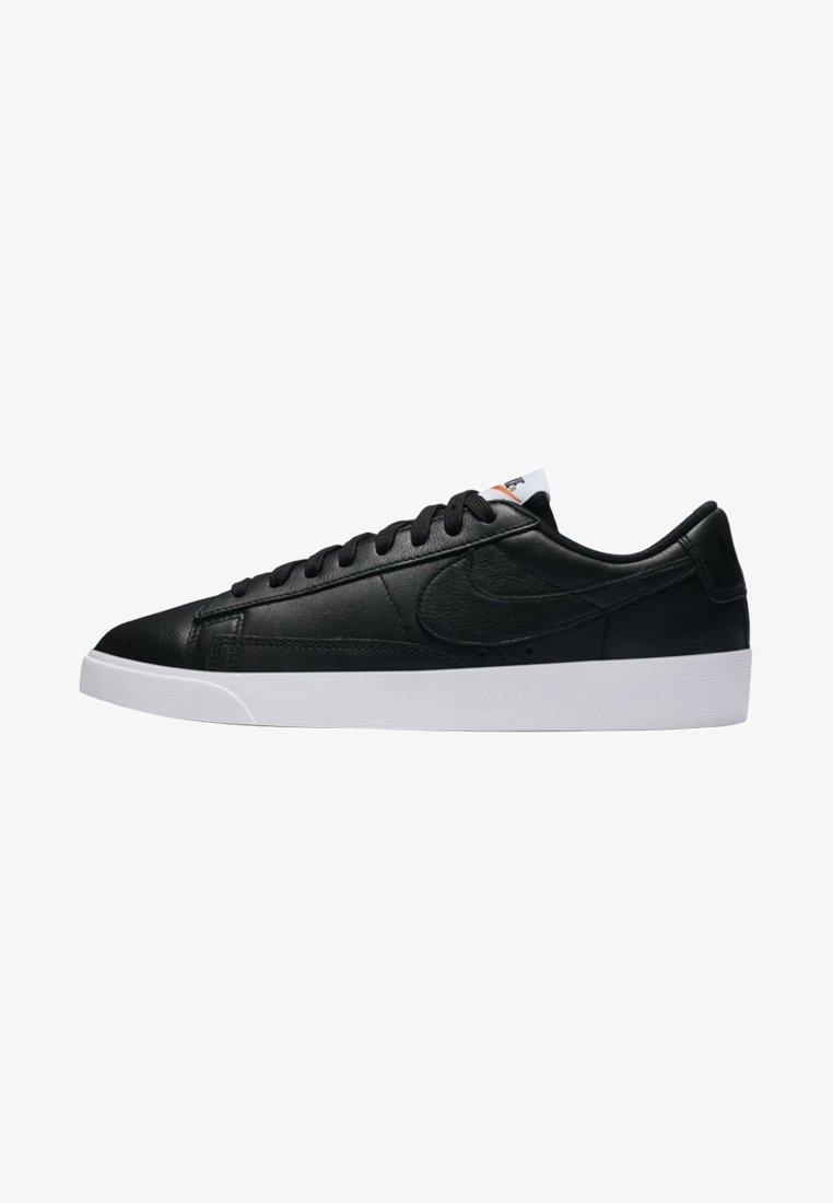 Nike Sportswear - BLAZER - Trainers - black /white