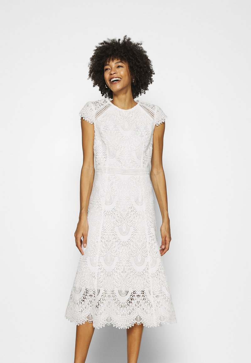 IVY & OAK BRIDAL - GLICINE - Cocktail dress / Party dress - snow white