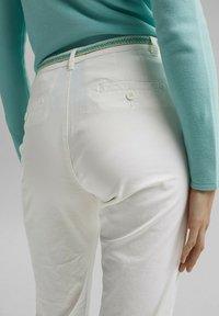 Esprit - FLOW - Chinos - white - 6