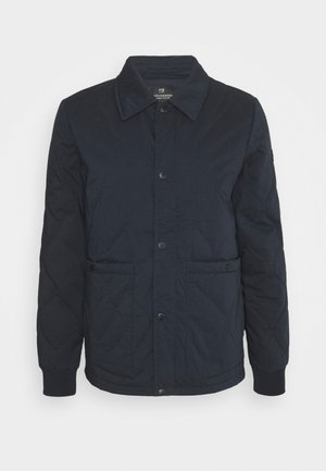 CLASSIC QUILTED JACKET - Jas - night