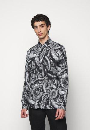 CAMICIA - Overhemd - black/white