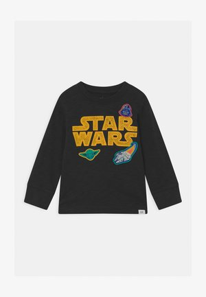 TODDLER BOY STAR WARS GRAPHIC - Long sleeved top - moonless night