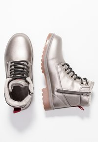 KangaROOS - RIVETER - Ankle boots - silver - 3